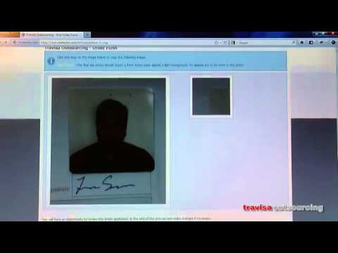 How to upload Photo and Signature from YouTube · Duration:  47 seconds