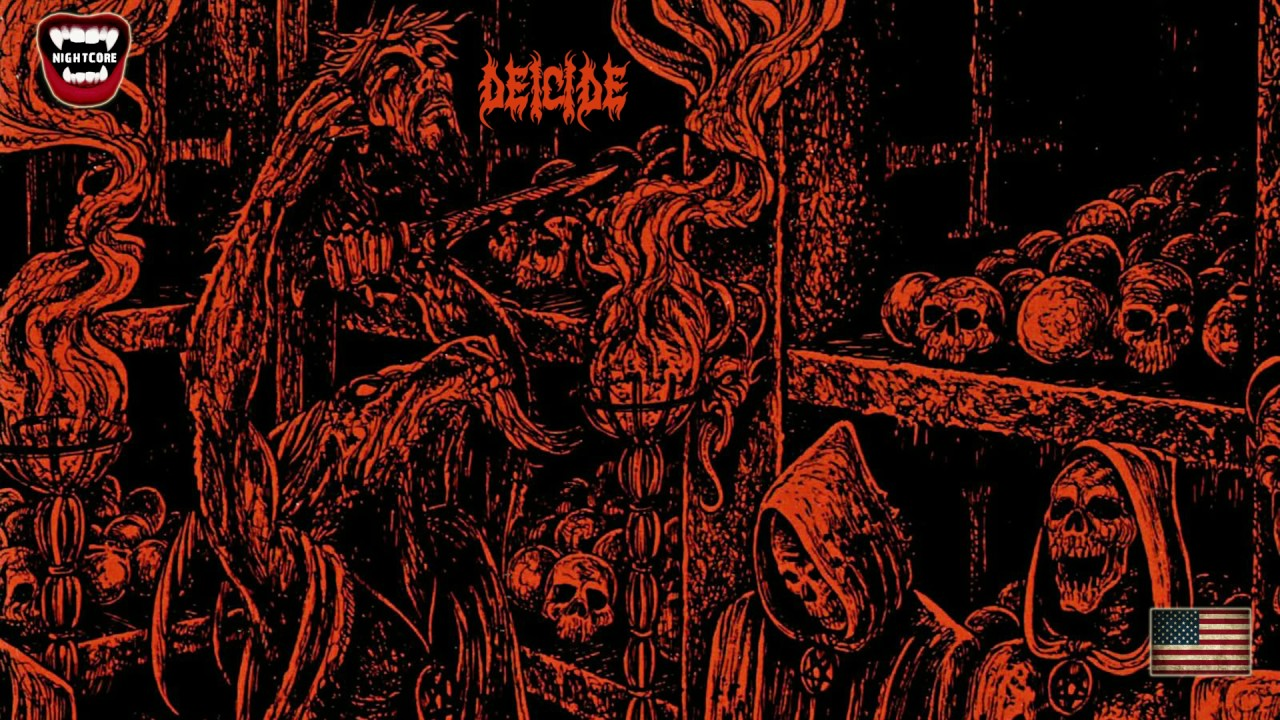 deicide homage for satan
