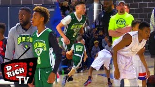 North Coast Blue Chips vs Joe Johnson Hawks - 2018 Battle Of The Magic City
