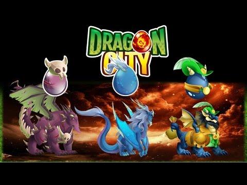 Dragon City   All Legend Dragons   Part 2/2 [Fixed]