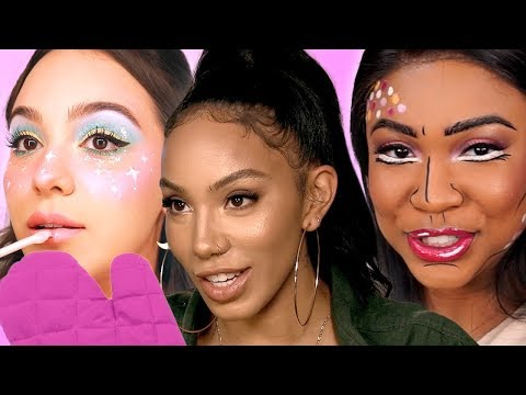 Great Makeup Bake-Off  Make It Up  Season 1 EP 1