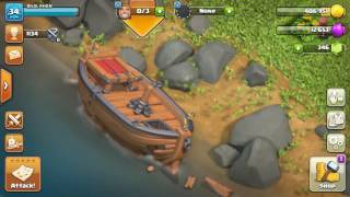 Clash Of Clans New Boat Update Slow Loading And Crashing Fix