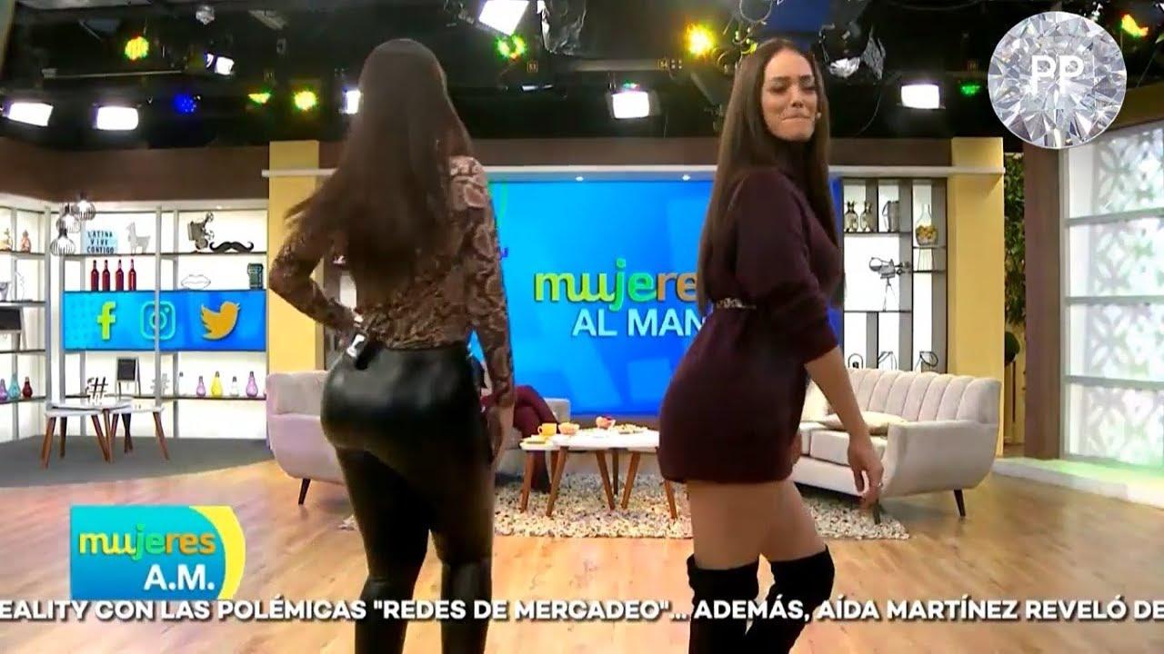 75c5959cb8be Giulliana Barrios en Leather Pants