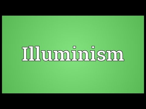 Header of illuminism