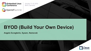 BYOD (Build Your Own Device)