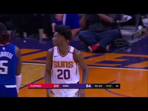 4th Quarter, One Box Video: Phoenix Suns vs. Los Angeles Clippers