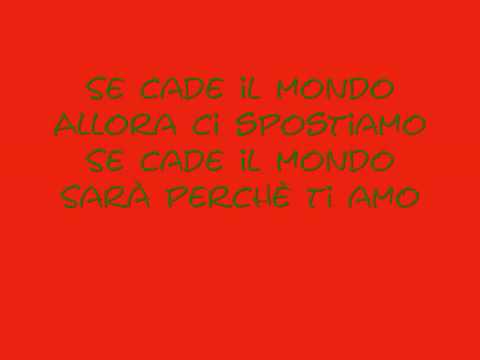 Ti Amo lyrics by Umberto Tozzi - original song full text ...