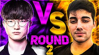 REMATCH!!! | Zedxsmurf vs Faker