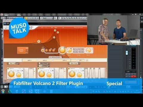 VST Plugin Fabfilter Volcano 2 für Cubase und Co - Special