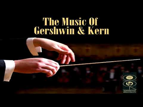 Louis Levy and His Orchestra -  The Music of Gershwin & Kern  GMB