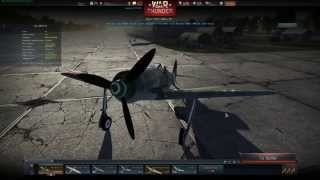 War Thunder - Premium aircraft problems