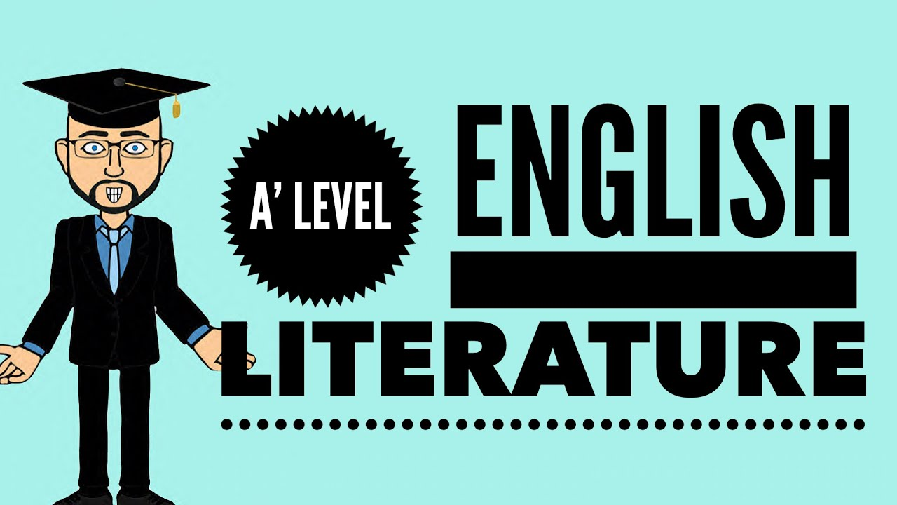 English literature essays a level
