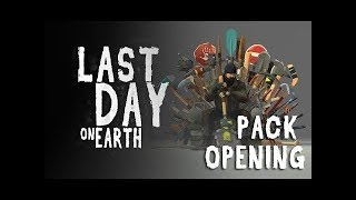 LAST DAY ON EARTH: OPENNIG DE CAISSE D