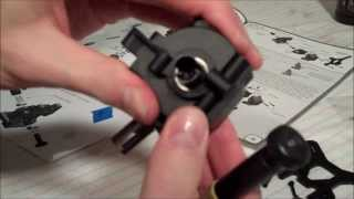 Tekno SCT410 Gearbox Assembly