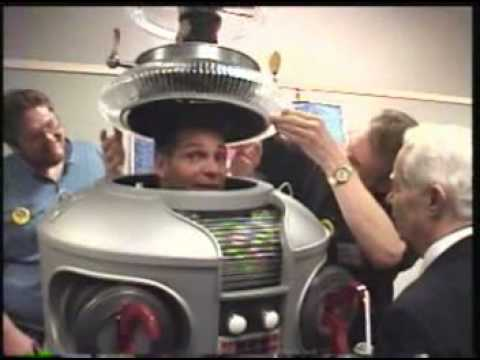 Image result for a picture of bob may as robbie the robot