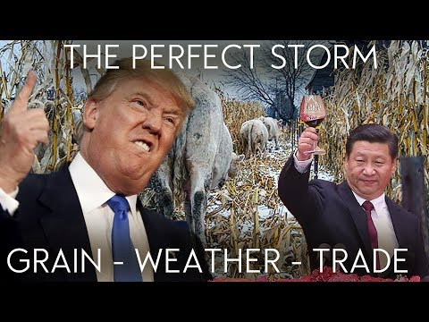 GRAIN & FOOD PRICES TO SOAR! China Trade, Farmers, Weather, And GSM