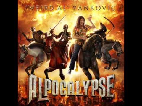 Weird Al Yankovic - Polka Face (Alpocalypse).wmv