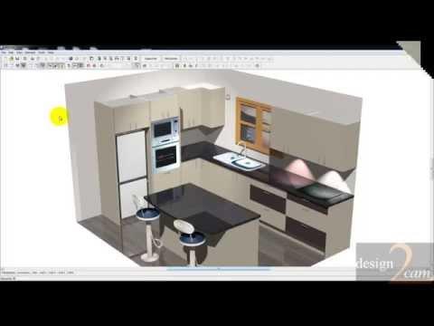 PRO100 3D Design Software Demo V5