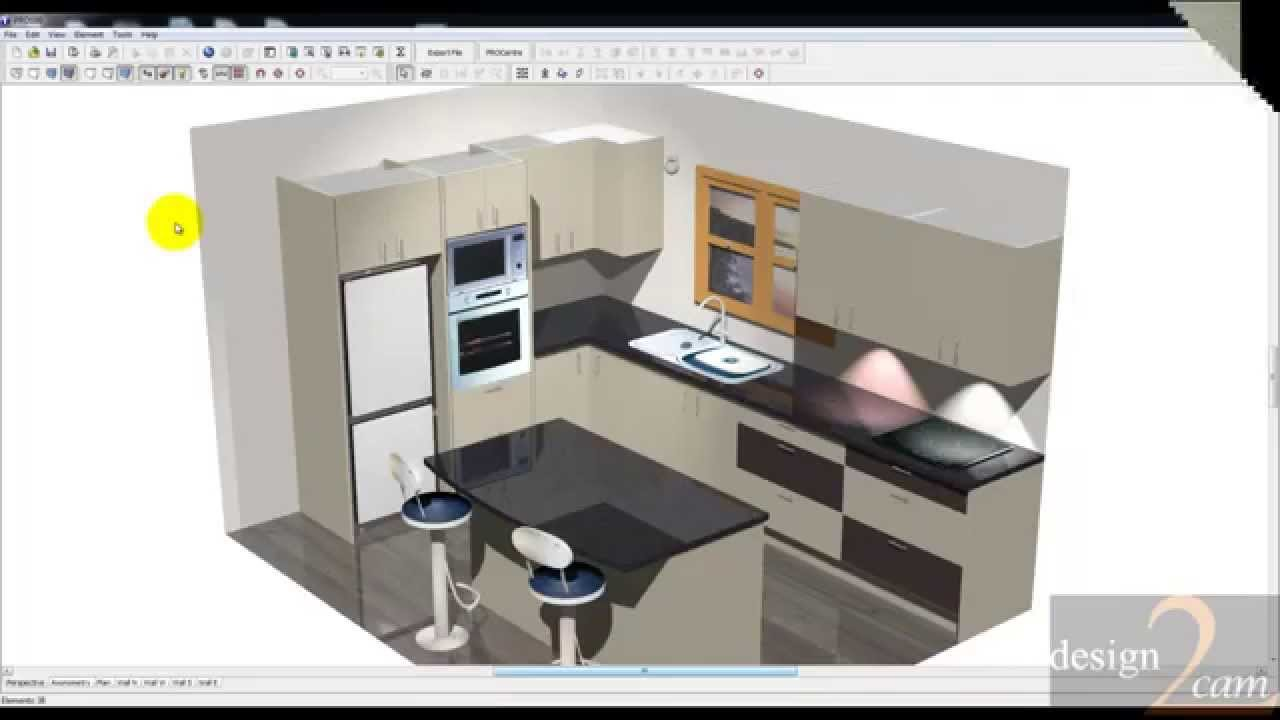 PRO100 3D Design Software Demo V5