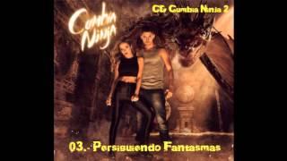 Cumbia Ninja - Persiguiendo Fantasmas (CD Segunda Temporada)