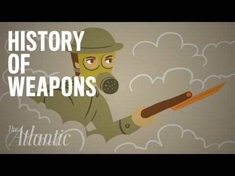 A Brief Visual History of Weapons