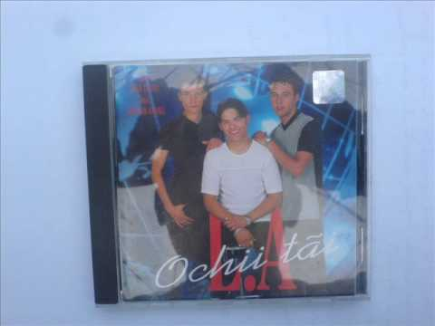 L.A. - Ochii tai (Album CD 2000)