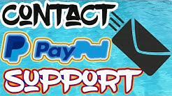 How To Contact PayPal Customer Support 2017