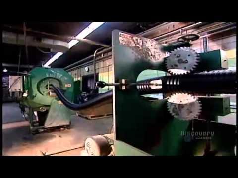 How Its Made: Corrugated Polyethylene Pipe