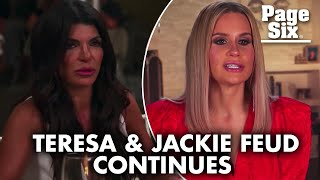 Gia Giudice tells Teresa to 'say sorry' for Jackie Goldschneider rumor | Page Six Celebrity News