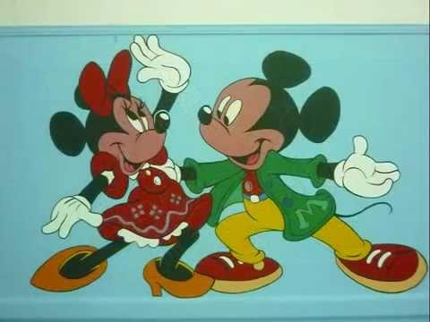 Μίνι και Μίκυ εν χορώ