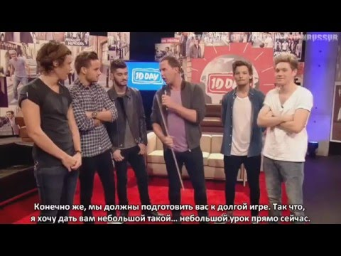One Direction   1D DAY HOUR  1 RUS SUB