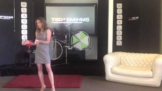 Do What You Want, And Get Away With It: Kate Strong at TEDxBMIHMS