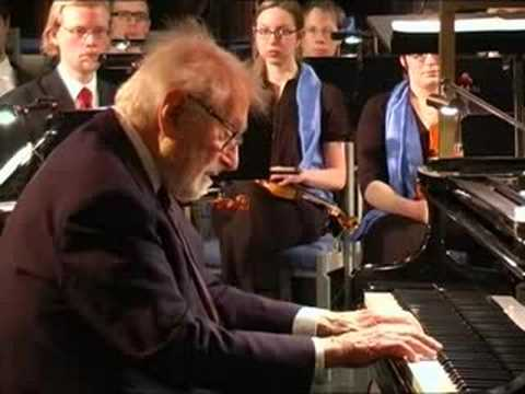 Leygraf plays Mozart Fantasy d-minor
