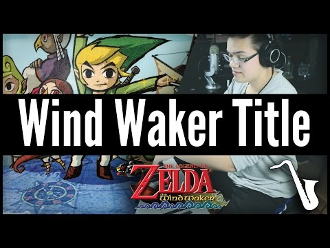 Wind Waker: Title Theme - Jazz Cover || insaneintherainmusic