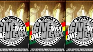 SIONE LITI - GIVE ME ONE NIGHT