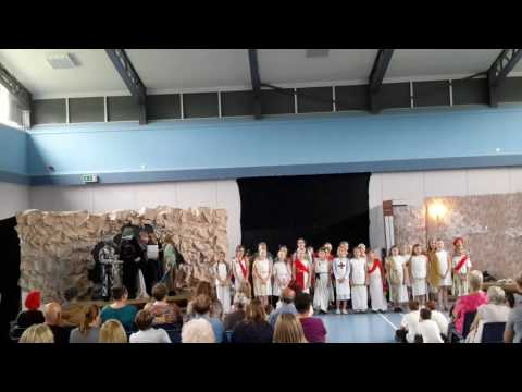 Mary Swanwick Year 6 Performance Timelord