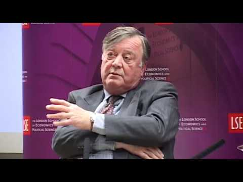 Ken Clarke - An interview with Mr Justice Cranston