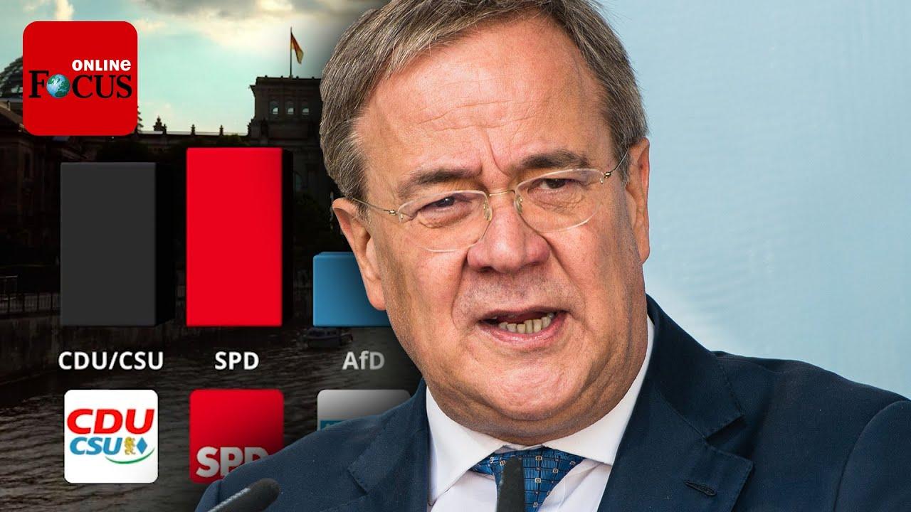 Union rückt SPD auf die Pelle: Aktuelle Umfrage-Trends kurz vor der Wahl im Vergleich