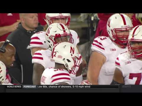 #7 Nebraska at #11 Wisconsin Oct 29, 2016 FULL GAME