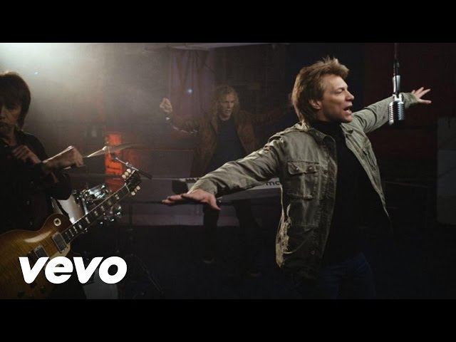 Bon Jovi - Because We Can Travel Video
