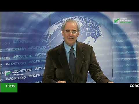 InfoStudio il telegiornale della Calabria notizie e approfondimenti - 11 Marzo 2020 ore 13.30