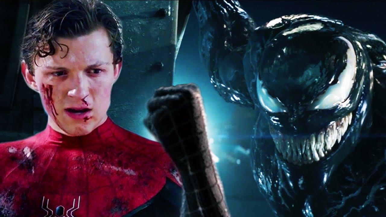 VENOM MCU Spider-Man 3 Crossover? Clues We Missed!