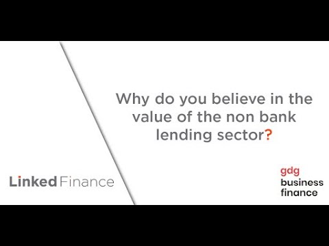 Linked Finance | Interview with GDG Business Finance. Video 1 - introducing GDG Business Finance