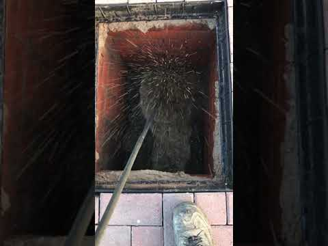 Blocked Drains? How to Jet a drain clear! Poo Clearing