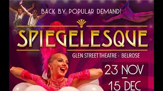 SPIEGELESQUE at Glen Street Theatre