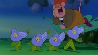фрагмент мультфильма Тролль в Центральном парке (1994) дублированный