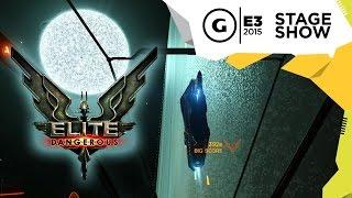 Stage Demo: Elite: Dangerous - E3 2015