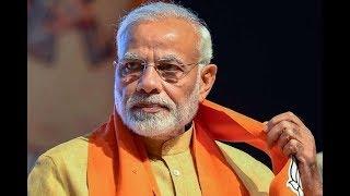 PM Modi Addresses a Rally in Rajahmundry, Andhra Pradesh