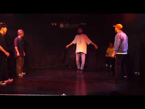 盲目の秋 vs Chill Out Crew sweet dream vol.55 DANCE BATTLE