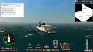 Ship Sim Extremes Max Graphics test